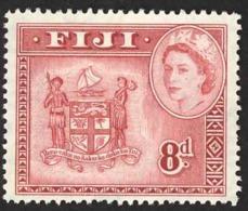 Fiji Sc# 155 MNH 1954-1956 Scenes - Fiji (...-1970)