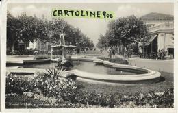 Emilia Romagna-rimini Citta Piazza Tripoli Veduta Viale E Fontana Anni 30 - Rimini