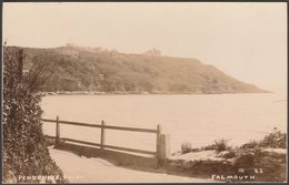 Pendennis Point, Falmouth, Cornwall, C.1910 - RP Postcard - Falmouth