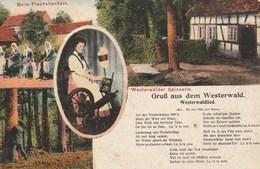 GRUSS AUS DEM WESTERWALD - Hachenburg