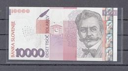 SLOVENIA SLOVENIJA 10000 TOLAR TOLARJEV 2003 BANKNOTE - Slovenia