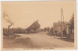 Châtillon-en-Bazois.  Frasnay-Châtillon - Chatillon En Bazois