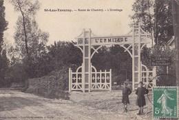 Saint-Leu-Taverny - Route De Chanvry - L'Ermitage - Saint Leu La Foret