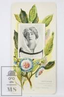 Old Modernist Trading Card / Chromo Flower - Napoleona & Model - Jaime Boix Nº 56 - Documentos Antiguos