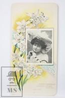 Old Modernist Trading Card / Chromo Flower - Nard & Model - Jaime Boix Nº 94 - Documentos Antiguos