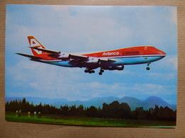AVIANCA COLOMBIA   HK 2000      B 747    EDITION MOVIFOTO COLOMBIA - 1946-....: Modern Era