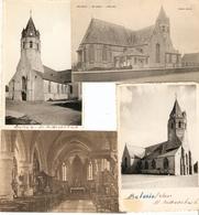 Belcele : Kerk ---- 4 Kaarten - Destelbergen