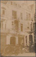 Bomb Damage Or Explosion, Germany, C.1910s - RP Postcard - Postcards