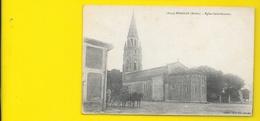 BEGADAN Eglise Saint Saturnin (Guillier) Gironde (33) - Other Municipalities
