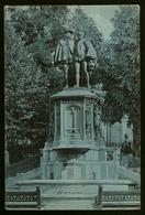 Monument To Counts D'Egmont & Hoorn Brussels, Belgium - Unused - Some Corner Wear - Monuments