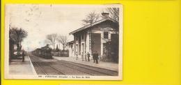 PODENSAC Le Train En Garte Du Midi (Gautreau) Gironde (33) - Francia