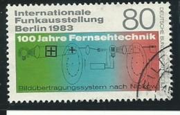 ALLEMAGNE-BERLIN: Obl., N° YT 662, TB (1) - Berlin (West)