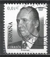 Spain 2002. Scott #3133 (U) King Juan Carlos I * - 1931-Aujourd'hui: II. République - ....Juan Carlos I