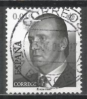 Spain 2002. Scott #3133 (U) King Juan Carlos I * - 2001-10 Oblitérés