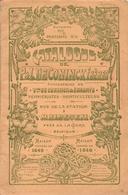 Catalogue 1911-1912 P&L De Coninck Frères Pépinièristes-Horticulteurs Maldegem Belgique - Jardinage