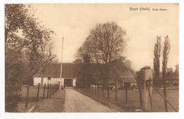 Beert Oude Hoeve Oude Postkaart Hal Pepingen - Pepingen