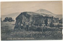 CAP VERT - Native Dwelling And Inhabitants - Cape Verde