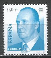 Spain 2002. Scott #3134 (U) King Juan Carlos I * - 2001-10 Oblitérés