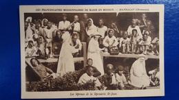 BIRMANIE LES FRANCISCAINES MISSIONNAIRES DE MARIE EN MISSION MANDALAY BIRMANIE LEPREUX - Postcards