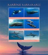 Antigua Barbuda 2018 Fish Marine Mammals  I201805 - Antigua And Barbuda (1981-...)