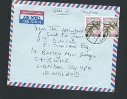 Lsc D'iraq  Affranchie En 1993 Pour London ( Great Britain )     Lo24518 - Irak