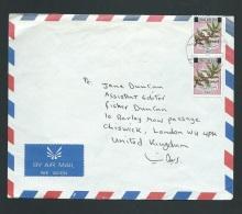 Lsc De Libye  Affranchie En 1993 Pour London ( Great Britain )     Lo24520 - Irak