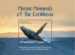 Mustique Grenadines Of St. Vincent  2018 Fish Marine Life Marine Mammals  I201805 - St.Vincent E Grenadine