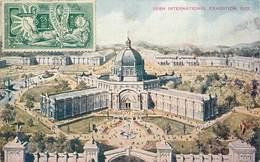 DUBLIN - Irish International Exibition 1907, Vignette De L'exposition. - Dublin