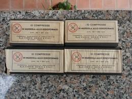 MATERIALE CORPO DI SANITA' BENDAGGI ALLO IODIOFORMIO - Equipaggiamento