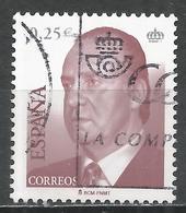 Spain 2002. Scott #3136 (U) King Juan Carlos I * - 2001-10 Oblitérés