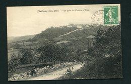 CPA: 21 - FLAVIGNY - VUE PRISE DU CHEMIN D'ALISE - - France