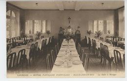 LOURDES - HOTEL PAVILLON PORTUGAIS - La Salle à Manger - Lourdes