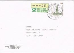 28563. Carta ALTENMARKT (Alemania Federal) 1983. Ferien - [7] República Federal
