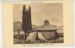 TABLEAU - SALON DE PARIS - Chapelle De BLACON Par EDMÉE DELEBECQUE - Autres Communes
