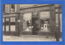 08 ARDENNES - MEZIERES Pharmacie Fernand Lefebvre (voir Descriptif) - Andere Gemeenten