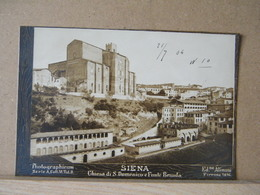 MONDOSORPRESA, FOTO (PRIMI 900), SIENA, ED. ALINARI 1896, CHIESA DI SAN DOMENICO E FONTE BRANDA - Foto