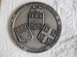 Médaille Commandement Supérieur Interarmées Antilles Guyane - Army & War