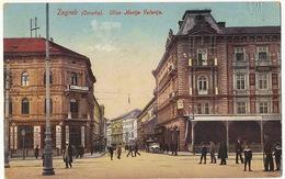 Zagreb Ulica Marije Valerije - Croatie