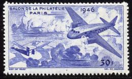 France Vignette 1946 ** TB Salon Paris - Commemorative Labels