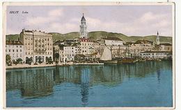 Split Luka  O. Used To Port Said Egypt - Croatie