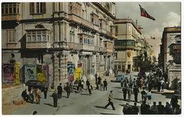 Malta Valletta Main Street Publicité Tide Vimaltol Etc Advert - Malte