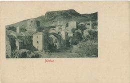 Pionniere Precurseur Mostar Undivided Back - Bosnie-Herzegovine