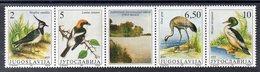 YOUGOSLAVIE  Timbres Neufs ** De 1991 ( Ref 5340 ) Animal - Oiseau - 1945-1992 Sozialistische Föderative Republik Jugoslawien