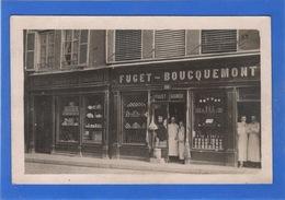 10 AUBE - TROYES (?) Carte Photo D'un Magasin FUGET-BOUCQUEMONT (voir Descriptif) - Troyes