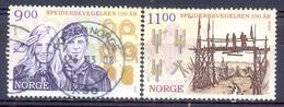 NOORWEGEN    (CWEU 163) - Oblitérés