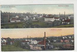 Gruss Aus Wetzikon-Medikon - 1909         (P-136-50107) - ZH Zurich