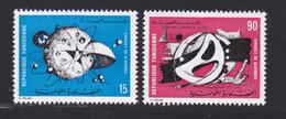 TUNISIE N°  689 & 690 ** MNH Neufs Sans Charnière, TB (D7135) Cosmos, Conquête De L'espace - Tunisia
