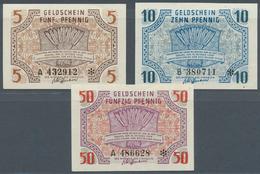 Deutschland - Alliierte Miltärbehörde + Ausgaben 1945-1948: Kleingeldscheine 1947, Land Rheinland-Pf - [ 5] 1945-1949 : Occupazione Degli Alleati