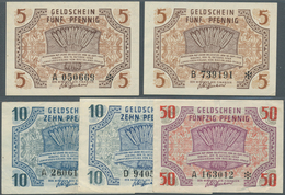 Deutschland - Alliierte Miltärbehörde + Ausgaben 1945-1948: Rheinland-Pfalz, Landesregierung, 5 Pf., - [ 5] 1945-1949 : Occupazione Degli Alleati