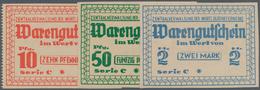 Deutschland - Alliierte Miltärbehörde + Ausgaben 1945-1948: Dotternhausen (Württemberg), Zentralverw - [ 5] 1945-1949 : Occupazione Degli Alleati